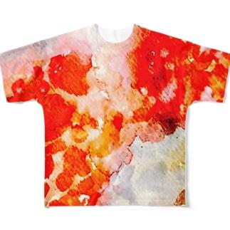 平成30年柄 Full graphic T-shirts