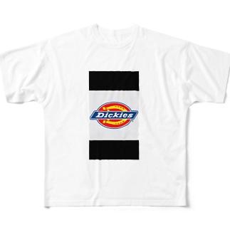 ディッキーズ フルグラフィックTシャツ