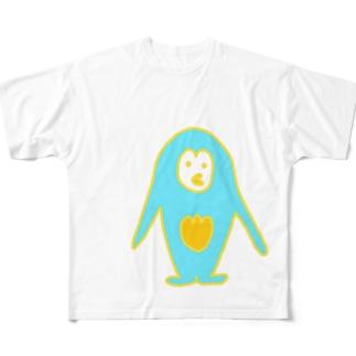 色違いペンさん Full graphic T-shirts
