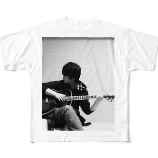 イキりギタリスト1999 Full graphic T-shirts