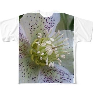 聖母マリア様へのプレゼント Full graphic T-shirts