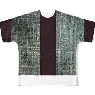 ハイセンス 江戸 Full graphic T-shirts