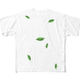 ひっつきむし Full graphic T-shirts