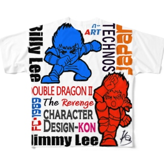 FC-DD2 Full graphic T-shirts