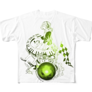 KanadЁ-初夏の音楽- Full graphic T-shirts