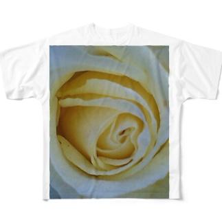 バニラアイス Full graphic T-shirts