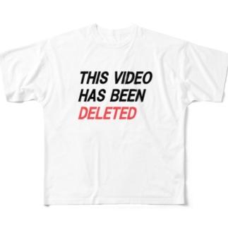 THE HENTAI Full graphic T-shirts