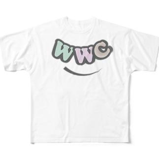 WWC アイテム Full graphic T-shirts