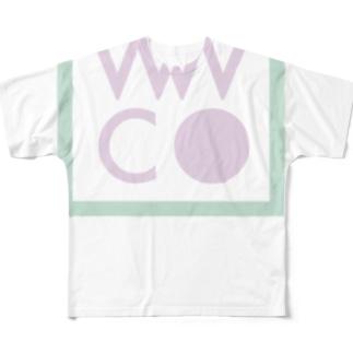 wwc Full graphic T-shirts