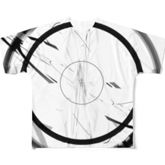 Chaos-08 Full graphic T-shirts