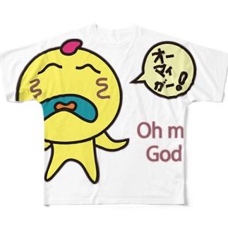 れのっぴー Full graphic T-shirts