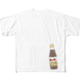 あじぽん Full graphic T-shirts
