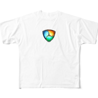 NEMの盾 Full graphic T-shirts