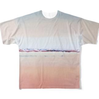 Tシャツ フルグラフィックTシャツ