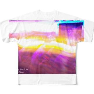Chiapas, Mexico. フルグラフィックTシャツ