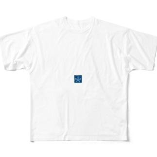 うんこ Full graphic T-shirts