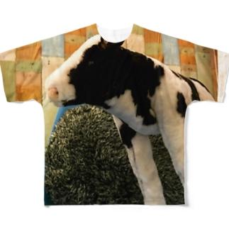 NaNmoSa Full graphic T-shirts