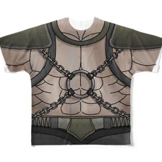 世紀末 Full graphic T-shirts
