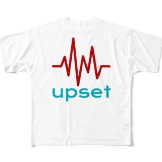 心音 Full graphic T-shirts