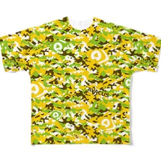 ava フルグラフィックTシャツ