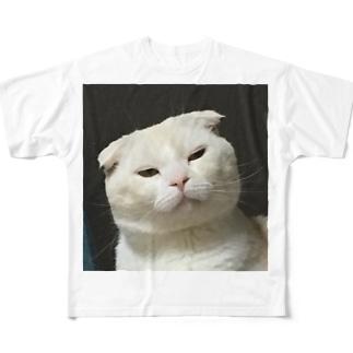 ぷんちゃん1 Full graphic T-shirts