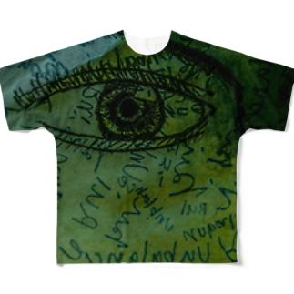 Rui-Unbalance  フルグラフィックTシャツ