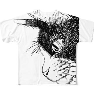 profile フルグラフィックTシャツ