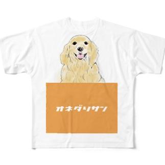 オネダリサン Full graphic T-shirts