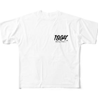 1994 Haisai Vibes 2 Full graphic T-shirts