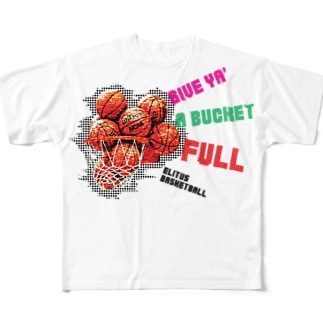 A Bucket Full Full graphic T-shirts