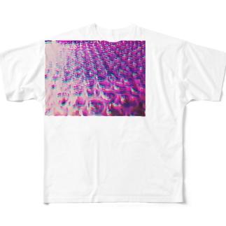 puchiプチプチ Full graphic T-shirts