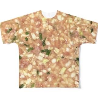 肉種 Full graphic T-shirts