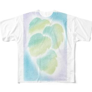 インスピレーションNo.25 Full graphic T-shirts