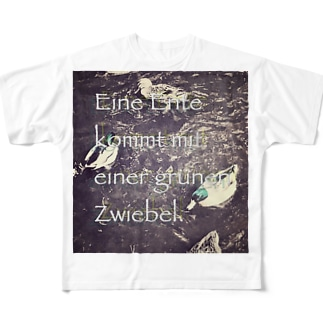 Ente Full graphic T-shirts