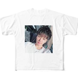 はやとっぺ Full graphic T-shirts