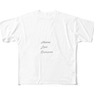 へいせいラストサマー Full graphic T-shirts