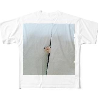 八雲はミタ。 Full graphic T-shirts