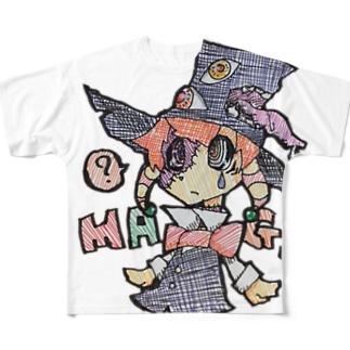 まじっくくん! Full graphic T-shirts