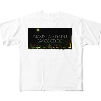 オペレーションNo.2_アタマT Full graphic T-shirts
