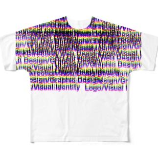 Job Full graphic T-shirts