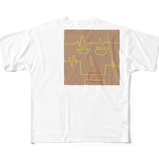 ヒネクレシンデンズ Full graphic T-shirts