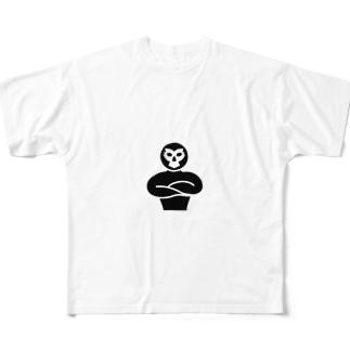 Masahiro Narita Full graphic T-shirts