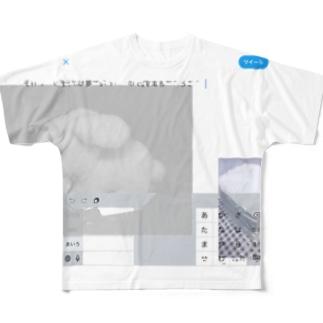 fsgif 世 Full graphic T-shirts