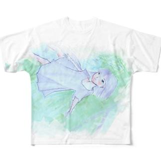 天地創想  Full graphic T-shirts