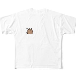 もふくま Full graphic T-shirts
