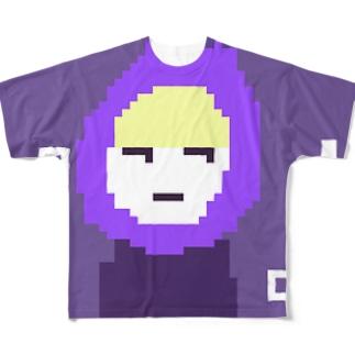 おナス🍆 Full graphic T-shirts
