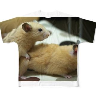 生命の源シリーズ Full graphic T-shirts