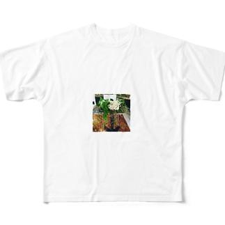 アレンジメント Full graphic T-shirts