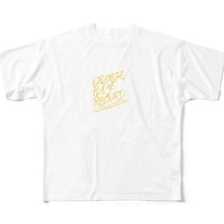 OHR フルグラフィックTシャツ