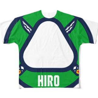 パ紋No.3324 HIRO フルグラフィックTシャツ